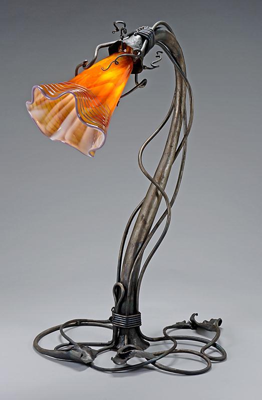 Blacksmith decorative iron work The Velvet Hammer Ltd